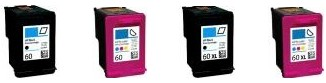 HP c4780 Ink Photosmart Cartridge & Refill
