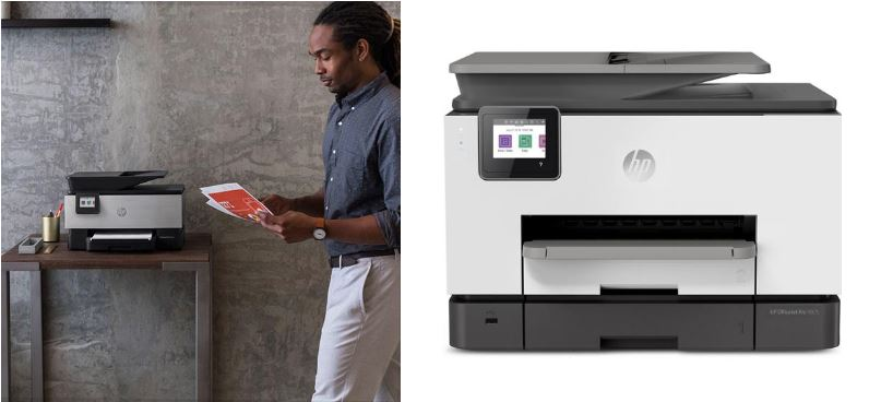 HP OfficeJet Pro Series 8025, 8035, 9015, 9025 and Premier All-in-One Wireless Printers