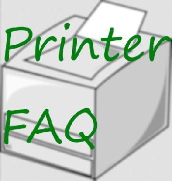 Desktop Printer Troubleshooting, Faq and Tips