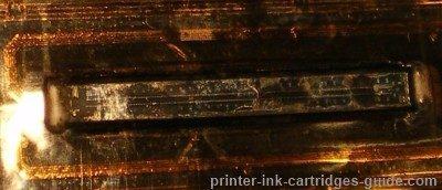Printhead Dried Ink
